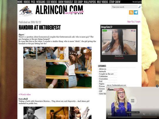 porn-blog-sites - Alrincon