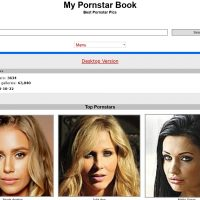pornstar-databases - MyPornstarBook