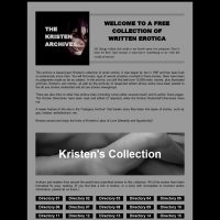 best-sex-stories-sites - TheKristenArchives