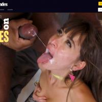 BLONDES - Dunyoning eng yirik interling tarmog'i tomonidan Interracial pornografiya. Barcha IR filmlari BlacksOnBlondes va Dogfart uchun 100 eksklyuziv!