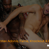 BlacksOnBoys - Blacks On Boys Interracial Schwule Filme